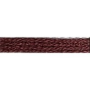 Lecien Japan 2512-435 Cosmo Cotton Embroidery Floss, 8m, Skein Mauve