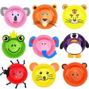 ShenTan Coloured Animal Tray Material Bag Kindergarten Children Handmade Creative Gifts
