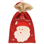 Ouneed Christmas Santa Claus Snowman Elk Candy Packaging