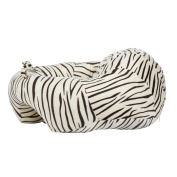 Zebra Nursing Cuddle Pillow Baby Seat U Shaped Infant Safe Dining Chair Cushion New By SOMESUN