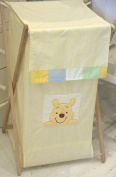 Baby Bedding Design Hiding Pooh Hamper