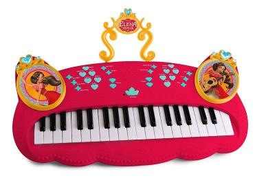 IMC – 291058 Avalor Electronic Keyboard – Elena – Disney