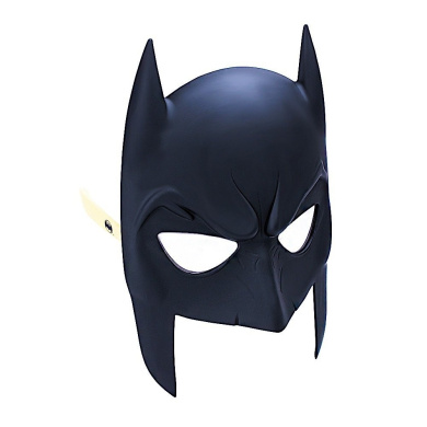 Party Costumes - Sun-Staches - DC Comics Angry Batman Cosplay Mask sg2764