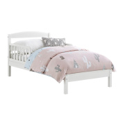 Baby Relax Jackson Toddler Bed, White
