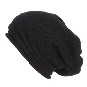 ◤Slouch Beanie◢, KEERADS Mens Women Winter Ski Wool Baggy Hat Skull Beanie Toboggan Knit Hat/Cap