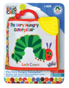 The World Of Eric Carle The Very Hungry Caterpillar Soft Teether Book 0+m, 1.0 CT