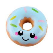 QUINTRA Children shark donut decompression toy