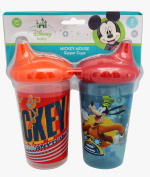 Disney's Mickey Donald and Goofy Sippy Cup Set