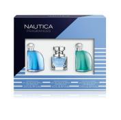 Nautica Fragrances 3 Piece Set