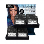 ARDELL Faux Mink Eyelash Display Set 32 Pieces