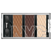 (6 Pack) NYC HD Metro Trio Eyeshadow - Bronzed in Brooklyn