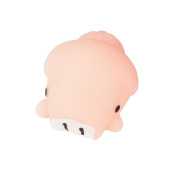 Mochi Slow Rising Squishy Toy, Fat.chot Lovely Mini Squeeze Healing Toys Cute Soft PU Scented Cartoon Decor Relieves Stress Toy Random Gift for Children and Adult