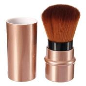 Bluelover Mini Soft Makeup Brush Powder Blush Cosmetic Blusher Portable