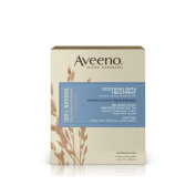 4 Pack NEW AVEENO ACTIVE NATURAL SOOTHING BATH TREATMENT FRAGRANCE