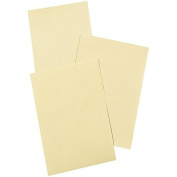 Pacon 4012 Cream Manila Drawing Paper, Economy 18kg., 12 x 18, 500 Sheets/pack