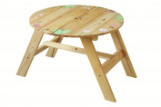 Fantasy Fields Outdoor Table with Two Chairs Set, Magic Garden