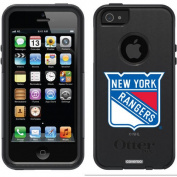 New York Rangers Primary Logo Design on OtterBox Commuter Series Case for Apple iPhone 5/5s