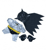 Bat Boy Outfit Fits Most 20cm - 25cm Webkinz, Shining Star and 20cm - 25cm Make Your Own Stuffed Animals and Build-A-Bear