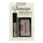 CITY colour Champagne Highlight Set
