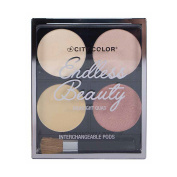(3 Pack) CITY colour Endless Beauty Highlight Quads