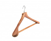 "Cathcart Elliot 100% Cedar Wood Suit, Jacket, Trouser Hanger 19"" / 48cm"