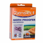 Zensect Anti Moth Proofer Balls with Lavender Fragrance