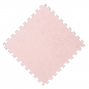 ZJENE Kids Carpet Foam Puzzle Mat EVA Shaggy Velvet Baby Eco Floor
