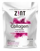 Collagen Hydrolysate Protein Powder (0.5kg.) - Hydrolyzed Kosher Grass Fed Beef Collagen Peptides - Pasture-Raised - Non-GMO Certified