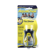 Aquachek 6-in-1 Spa Test Strips for Spas and Hot Tubs, 50 Strips