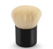 Jellbaby Black upright single brush brush at the end of brush brush full brush nylon hair*1pc