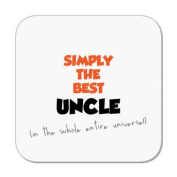 Simply The Best Uncle Coaster (in the whole entire universe!) by MugBug