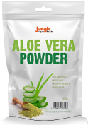 Aloe Vera Leaf Powder by Jungle Superfoods 100g