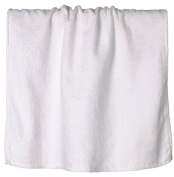 UltraClub C1515 Popular Rally Hand Towel -White-One Size