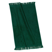 Port & Company Terry Velour Fingertip Sports Towel