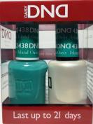 DND Nail Polish Gel & Matching Lacquer Set
