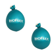 IsoFlex Teal Stress Ball Hand Massager
