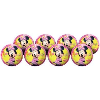 Hedstrom #4 Minnie Mouse Playball Deflate Party Pack