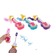 Dazzling Toys Guitar Whistle Fun Bubble Necklace 4 Pack.