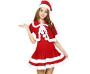 GBT Sexy Christmas Wear Clothing (Red