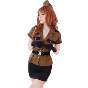 GBT Uniforms Temptations Female Police Officer Suit