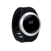 Smart health wristband - silver