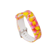For Fitbit Flex!Colourful Replacement Soft Intergral TPU Wristband Strap Bracelet Wrist Band With Classic Buckle
