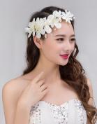 Women's Rhinestone Rhinestones Lace Headdress- Hair ornaments for Wedding /Engagement / Birthday / Gift / Party / Jewellery Accessories