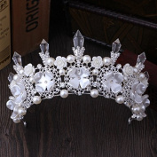 Women's Pearl / Crystal Headpiece-Wedding / Special Occasion Jewellery Hair Accessories