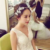 Women's Headpiece-Special Occasion Leaves hair ornaments Wedding Dress Accessories for Party /Prom/Gift