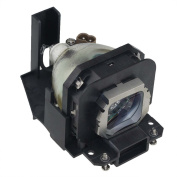 ET-LAX100 Lamp With Housing For PANASONIC PT-AX100, PT-AX100E, PT-AX100U, PT-AX200, PT-AX200E, PT-AX200U Projectors