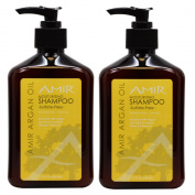 "Amir Argan Oil Sulphate Free Moisturising Shampoo 350ml ""Pack of 5.1cm"