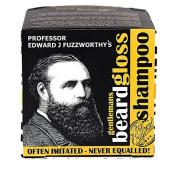 Professor Fuzzworthy's Beard SHAMPOO BAR 100% All Natural & Chemical Free Beard Care| Essential Plant Oils | Handmade in Australia - 125gm