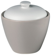 Bitossi Home BER261 Sugar bowl, Sorbetto Collection, Licorice