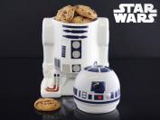 Star Wars R2 D2 Cookie Jar, Ceramic, Multi, 19 x 24 x 15 cm